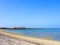 多良間島のウカバトゥブリ - 港からすぐに行けます
