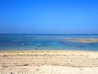 多良間島のウカバトゥブリ - 海の綺麗さは多良間島ナンバーワン?