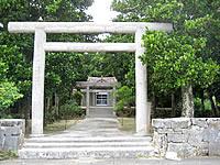 多良間島の多良間神社