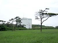 多良間島「貯水塔からの景色」