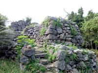 多良間島の八重山遠見台の写真