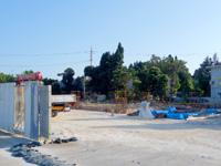 多良間島の多良間村地域振興拠点施設 - コミュニティセンターに次ぐ新施設