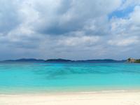 トカシクビーチ(沖縄本島離島/渡嘉敷島のビーチ/砂浜)