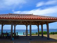 渡嘉敷島の中頭の海(なかちぶる)