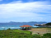 渡嘉敷島の中頭の海 - ダイビングスポットらしいです