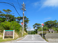 渡嘉敷島の照山-阿波連遊歩道