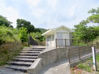 渡嘉敷島の照山-阿波連遊歩道 - 照山展望台まで歩いていけます