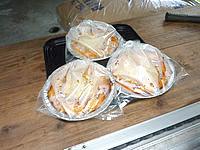 渡嘉敷島のたくみパン工房/匠パン工房 - ボリュームもあって味もなかなか