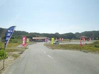 渡嘉敷島の鯨海峡とかしき島一周マラソン大会コース - 阿波連崎の折り返しまで山をいくつ越える?
