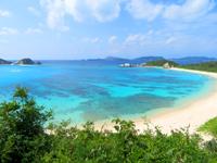 渡嘉敷島ハナレ島のハナレ島/パナリ/シブがき島 - 阿波連ビーチからは1kmも無い