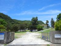 渡嘉敷島のマリンブルーとかしき 海洋研修場 - うらやましいぐらいの最高の立地