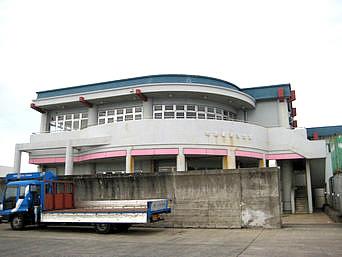 亀徳新港ターミナル