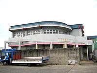 徳之島の亀徳新港ターミナル