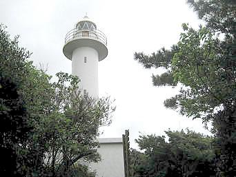 与名間崎灯台