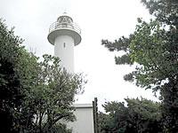 徳之島「与名間崎灯台」