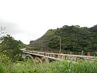 徳之島「秋利神架橋」