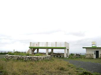 小原海岸の展望台
