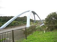 徳之島「島権大橋(しまごんおおはし)」