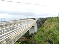 徳之島「鹿浦大橋」