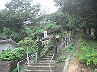 徳之島の秋葉神社