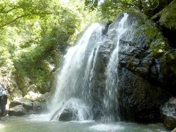 タキンシャ/大瀬川の滝