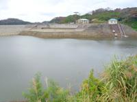 徳之島の徳之島ダム - 島で最大のダムだと思います