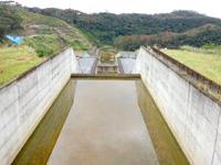 徳之島の徳之島ダム - ダム施設もいろいろあります
