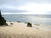 神嶺浜/シンデ浜