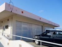 渡名喜島のふくぎレンタカー