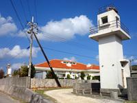 渡名喜島の渡名喜島灯台