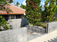 渡名喜島の渡名喜集落/重要文化財/重要伝統的建造物群保存地区 - 集落全体が重要文化財です