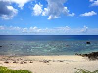 与那国島のダンヌ浜の写真