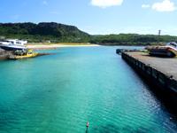 与那国島の波多橋 - ナンタ浜側も良い景色なんです