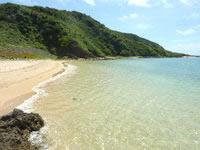 与那国島の比川浜の写真