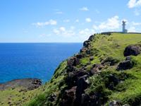 与那国島の東崎/あがりざき - 超断崖絶壁の岬