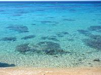 与論島のアイギビーチ/B&Gの浜 - 海の透明度が半端ない