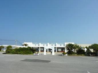 与論島の与論空港