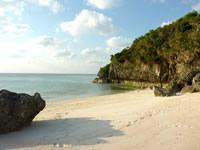 フバマビーチ/コーラルホテルの浜の口コミ