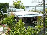 与論島のグリークガーデンKAI/石窯ピザ(Greek Garden KAI)