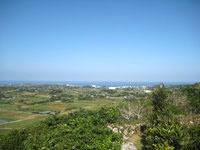 与論島の琴平神社の写真