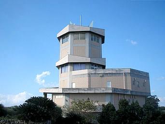与論島のサザンクロスセンター「与論城の近くにある施設です」