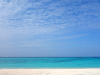 与論島のウドノスビーチ - 与論島で最もリゾートっぽいビーチ