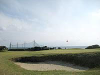 与論島のヨロンシーサイドゴルフ場
