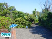 与論島のYoron Seaside Garden - カフェ的なことも最近はじめた?