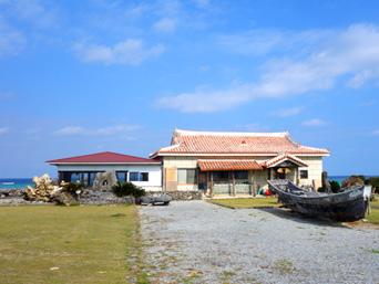 与論島の島の味 八郎(閉店)