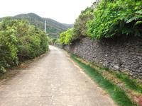 与路島「与路の道」