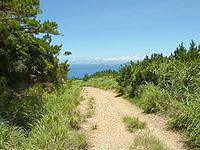 与路島のスケナダ - 散策するにはほどよい道だけど徐々に・・・