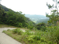 石川道展望台