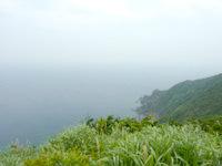 請島の池地大山展望台 夜明台 - 高台なので景色がとにかく開けています