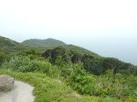 請島の池地大山展望台 夕日台 - 請島の他の部分も一望できます